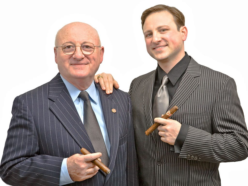 paul kevork garmirian pg cigars portrait