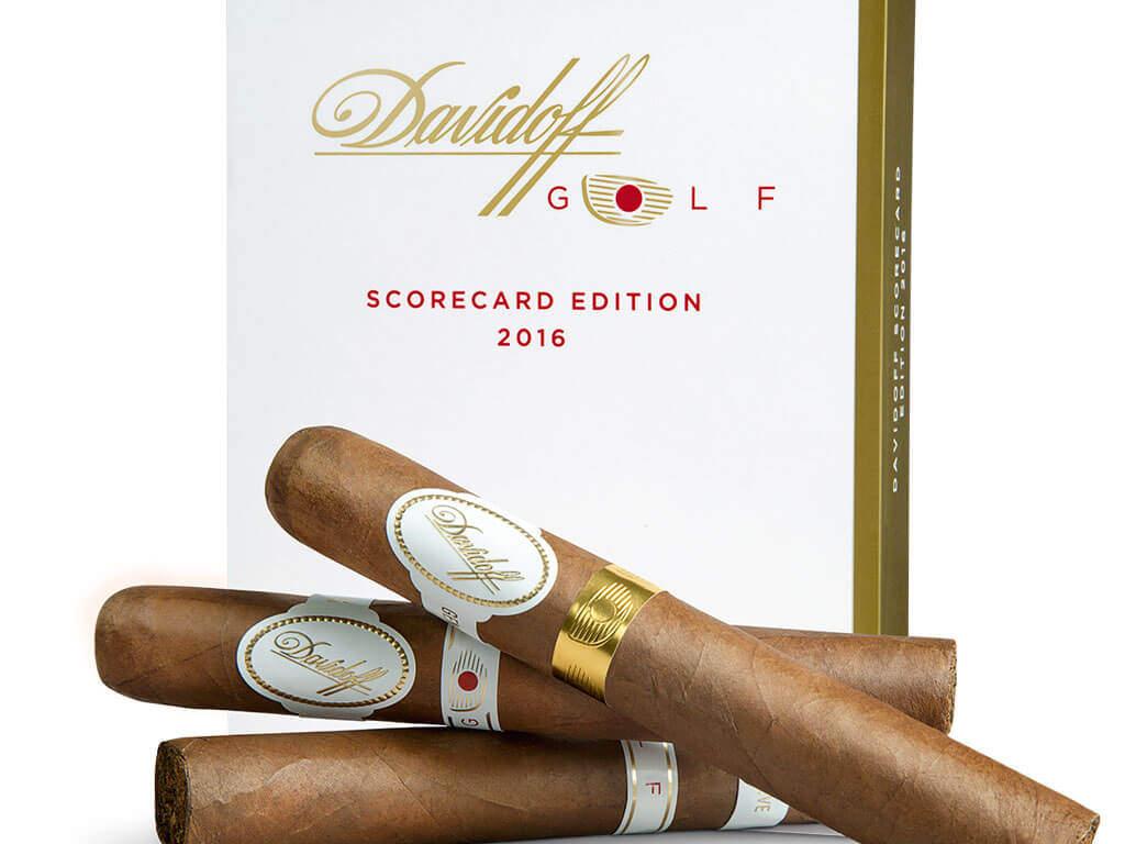 Davidoff Golf Score Edition