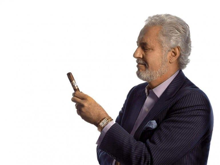 Bill Paley La Palina