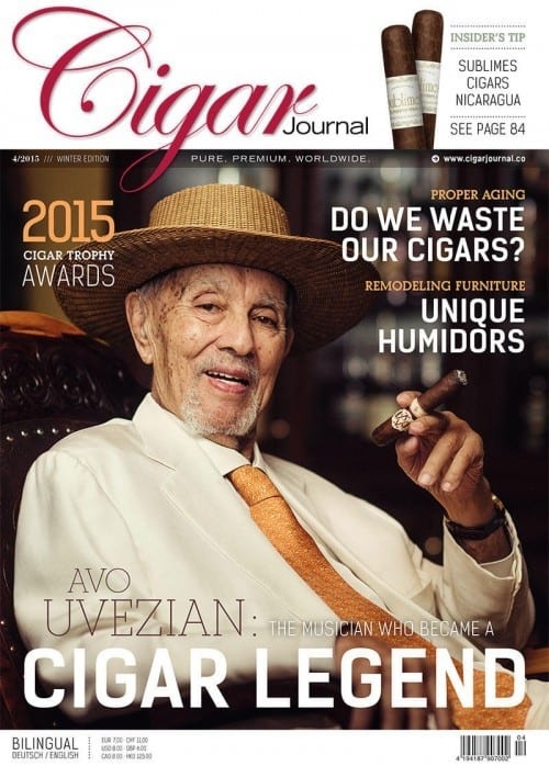 cigar-journal-winter-edition-2015-avo-uvezian-cover