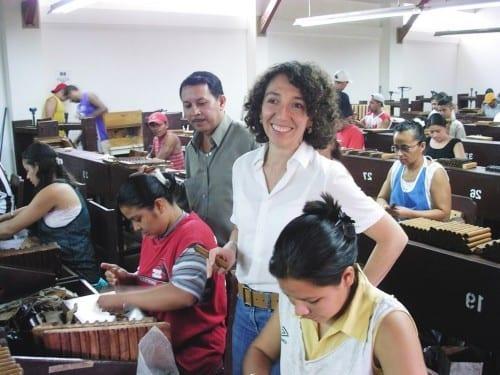 maya selva factory workers