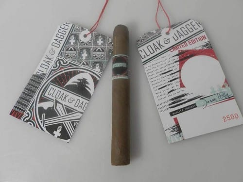 Viva Republica Cigars Cloak and Dagger Ojos Verdes