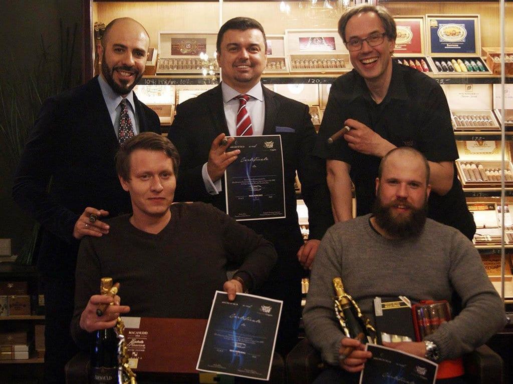 CSWC Nowway Winners