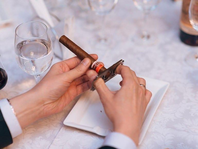 Cigar Smoking World Chamionship