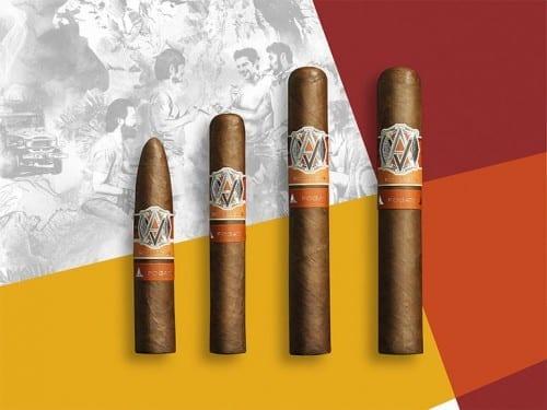 AVO Cigars Syncro Nicaragua Fogata