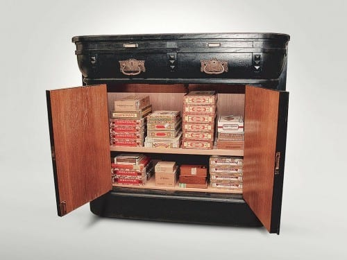 cabinet humidor furniture after conversion result marc andre