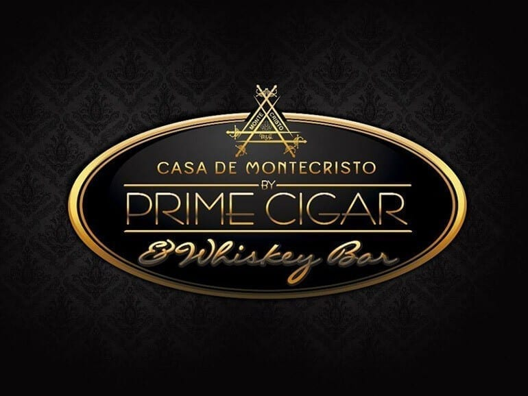 Casa de Montecristo Prime Cigar Whiskey Bar