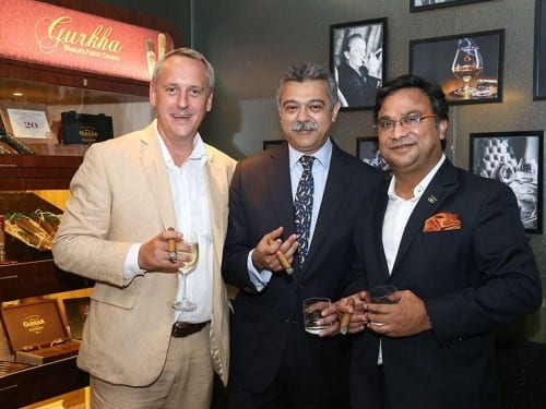 Gurkha Cigar Lounge India