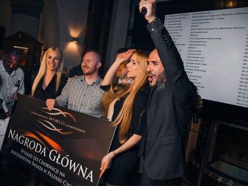 Cigar Smoking World Championship Warsaw