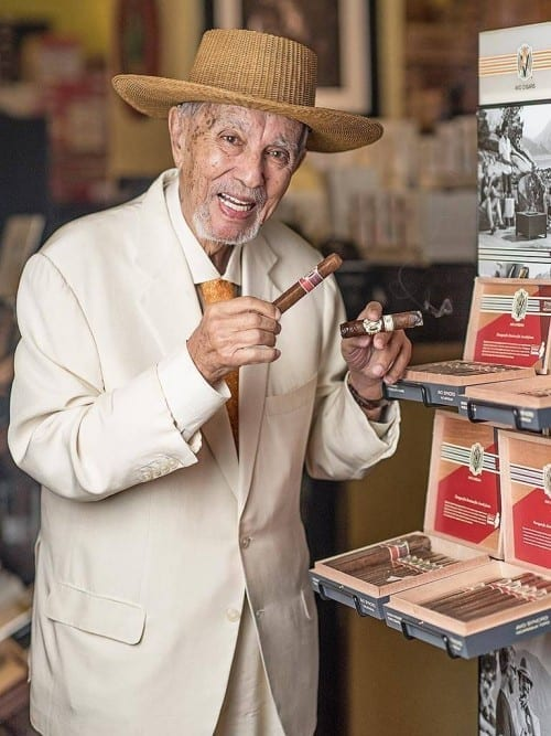 avo uvezian avo cigar store cigar boxes shelf