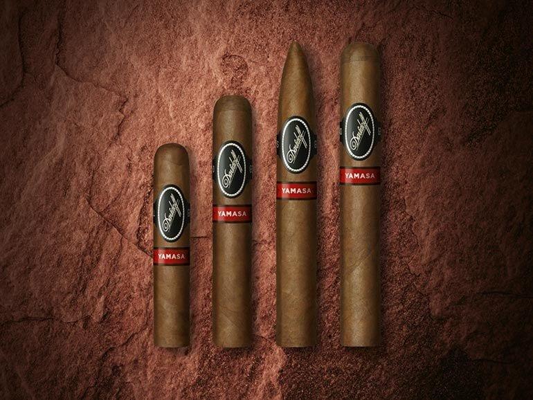 davidoff yamasa cigar line