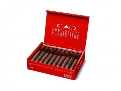CAO Consigliere Open Cigar Box