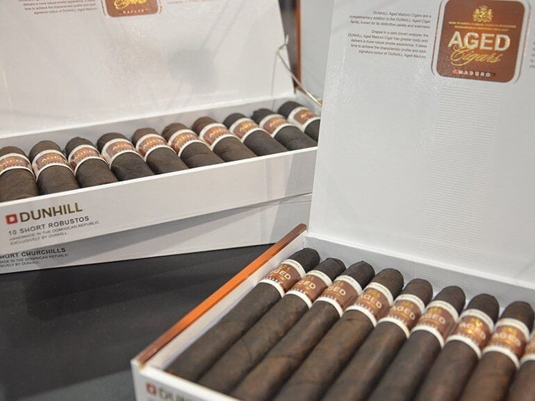 Dunhill Aged Maduro IPCPR 2016