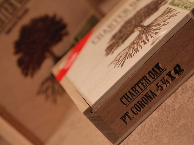Photo: Foundation Cigar Co