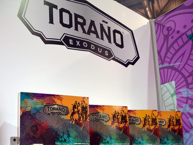Toraño Cigars Exodus IPCPR 2016