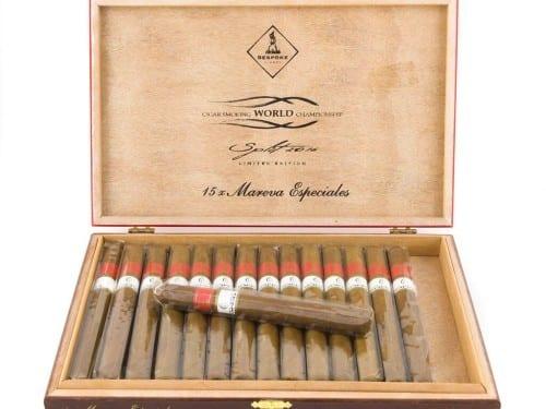 Bespoke Cigars Mareva