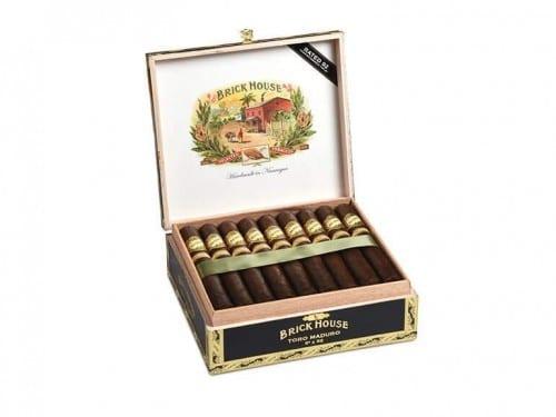 Brick House Cigars Maduro Toro