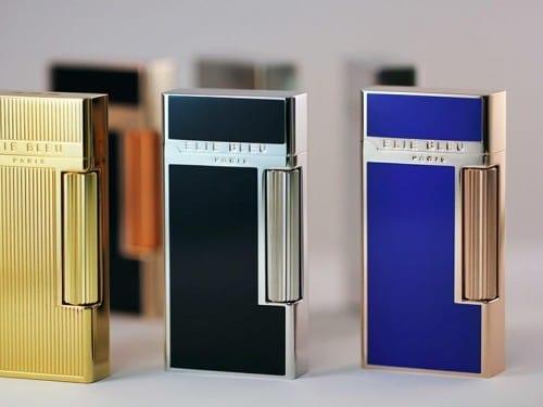 Elie Bleu Flame Flint Lighter