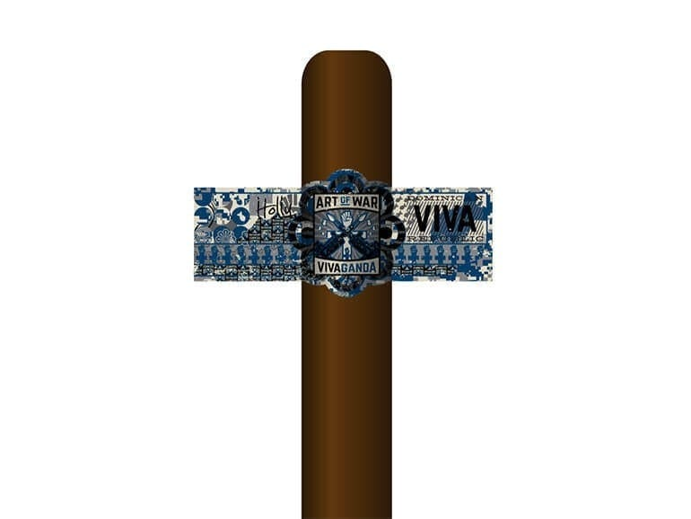 Viva Republica Cigars Art of War