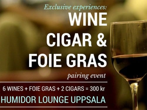 Cigar Event Uppsala Sweden