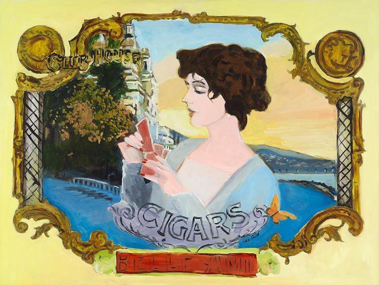 Gria Shead Belle Epoque Casinos Cigars Exhibition