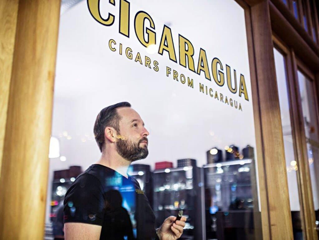 World S First Nicaragua Only Cigar Store Opens In