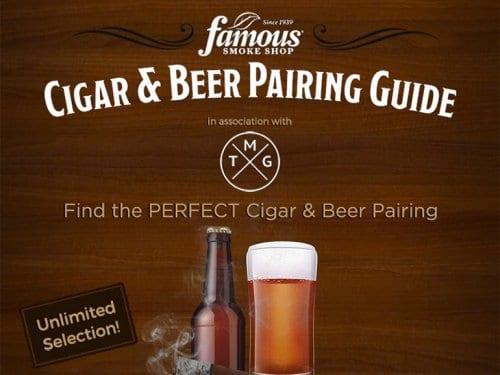 Famous Smoke Beer Pairing Guide