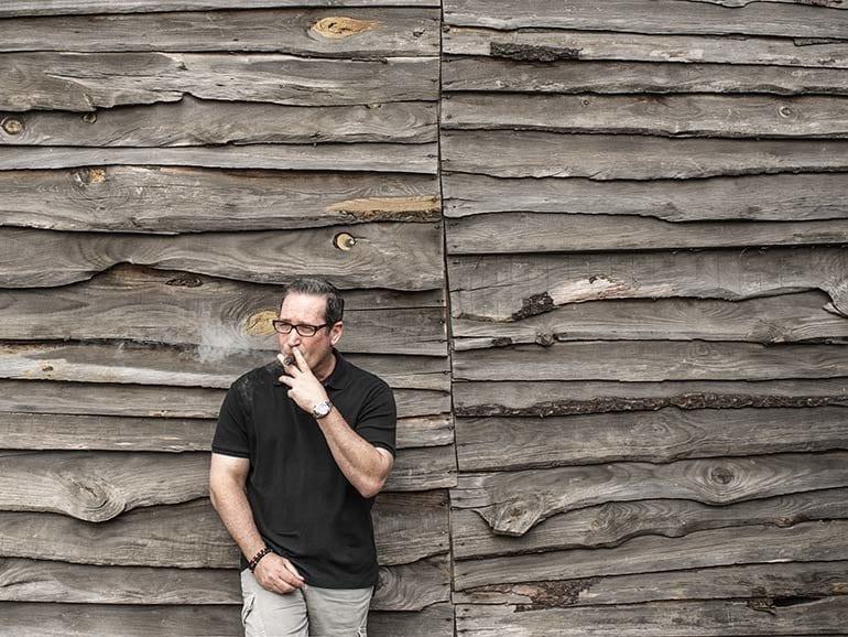 Alan Rubin of Alec Bradley Cigars