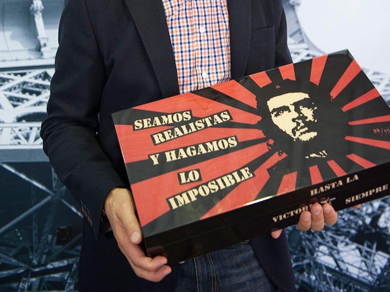 Elie Bleu Che Guevara Humidor