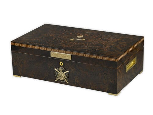 Gurkha Royal Humidor