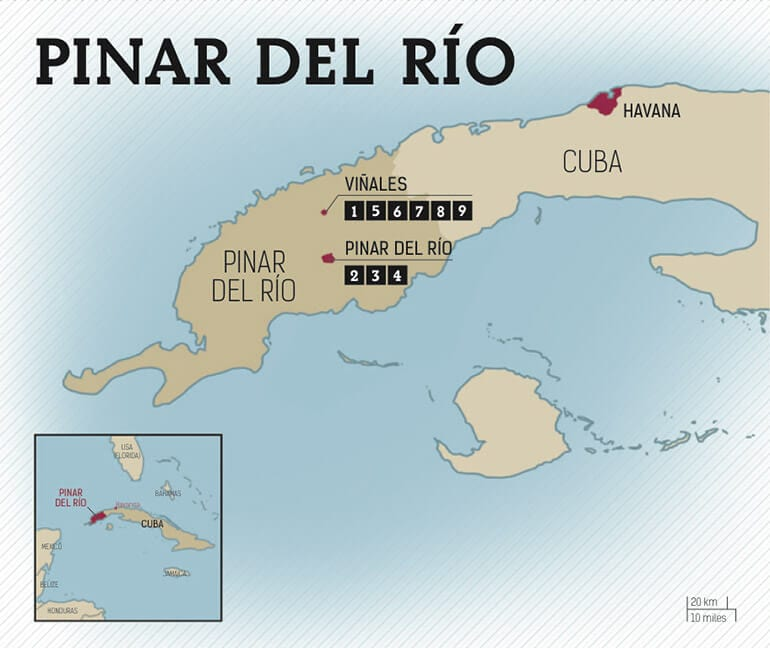 Ing Stock Price >> A Travel Guide to Cuba's Tobacco Region Pinar del Rio - Cigar Journal