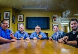 The Cigar Authority Team Ambassador Award