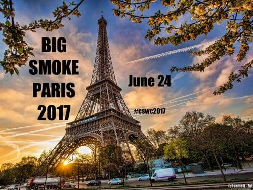 Big Smoke Paris 2017