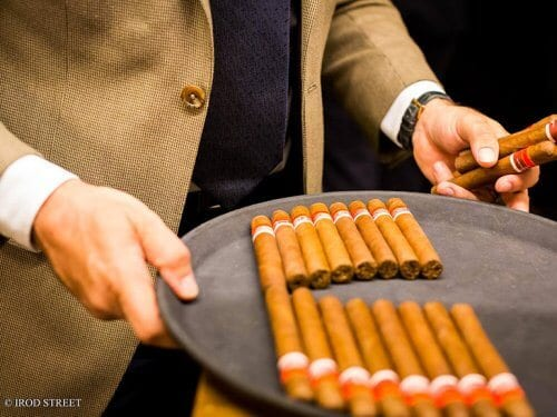 Cigar Smoking World Championship competition cigars