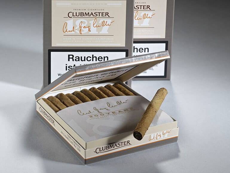 Clubmaster 1817 Limited Edition Cigarillos