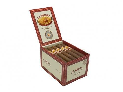 La Aurora 1903 Cameroon Cigar Box