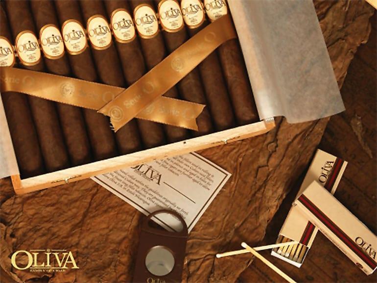 Oliva Cigars Bratislava