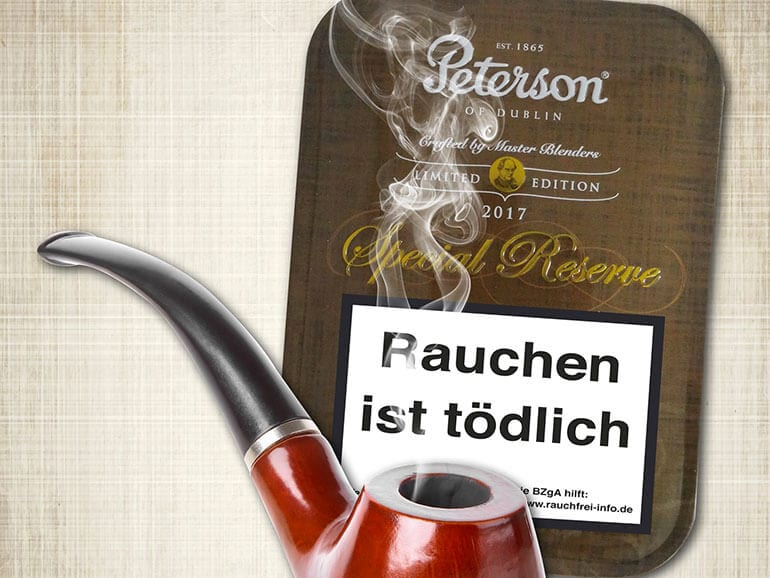Peterson of Dublin Special Reserve 2017