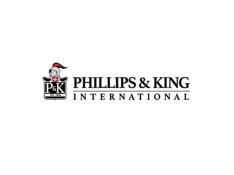 Phillips & King International Logo