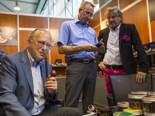 Rauchverbot Creativ Messe Salzburg