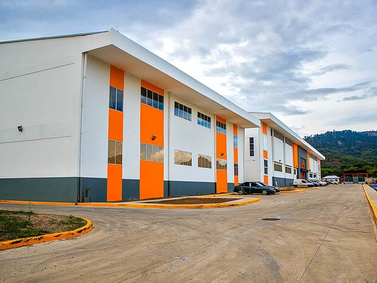 Camacho Factory Building Honduras