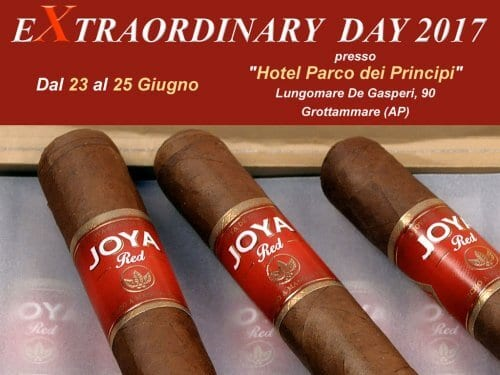 Extraordinary Day Cigar Events Italy