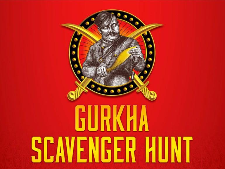 Gurkha Scavenger Hunt 2017