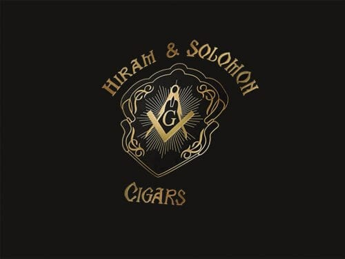 Hiram & Solomon Cigars Logo