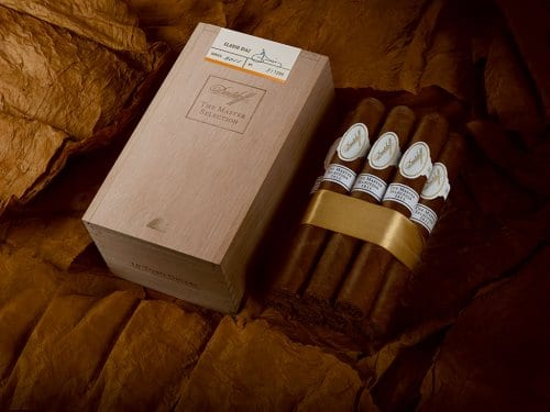 Davidoff Master Selection Series