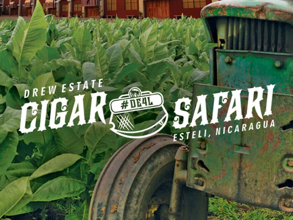 Drew Estate Cigar Safari
