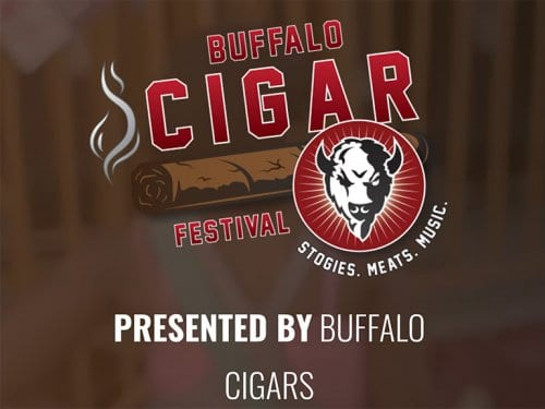 Buffalo Cigar Festival Flyer