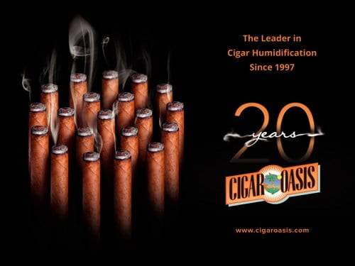 Cigar Oasis 20 Anniversary