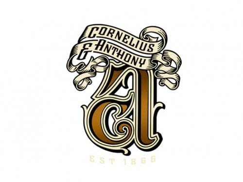 Cornelius & Anthony Cigars Logo