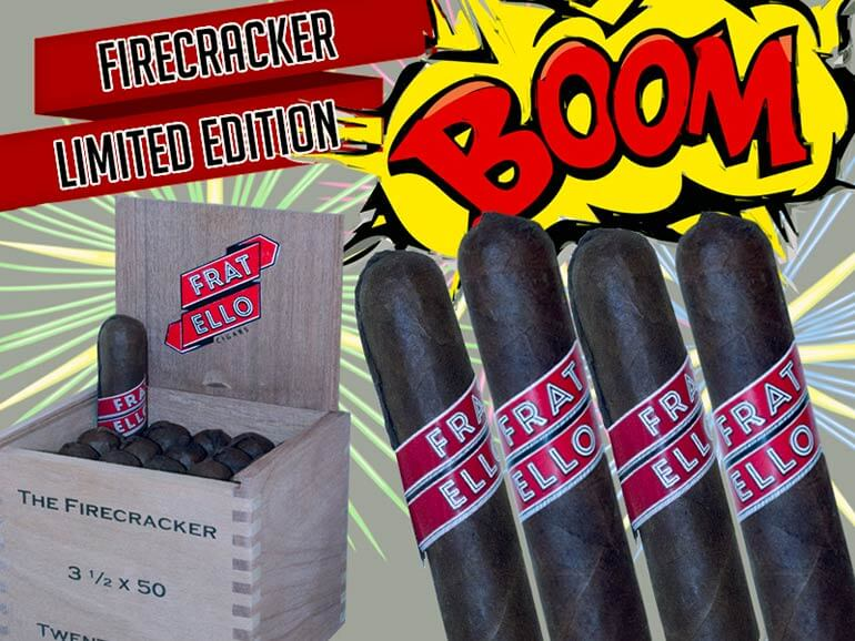 Fratello Firecracker Two Guys Smoke Shop